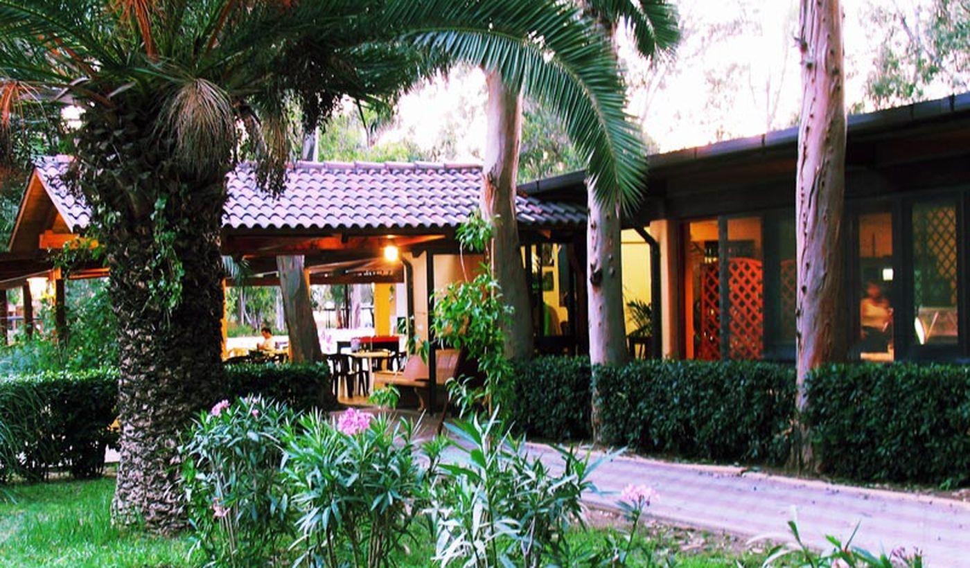 Camping Village mit Restaurant
