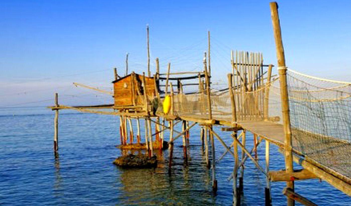 Costa dei Trabocchi, litorale abruzzese sud