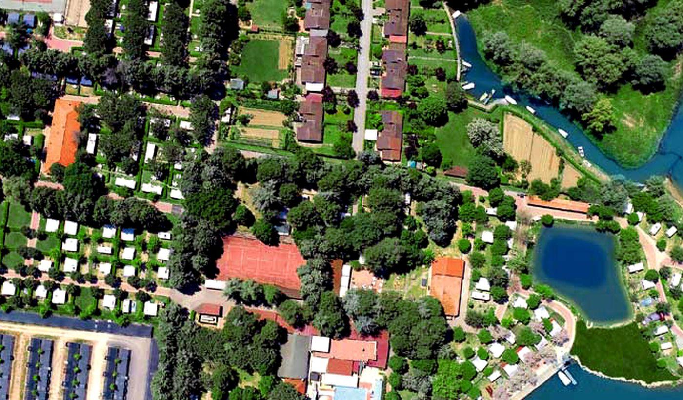 Villaggio Italgest, in Umbria