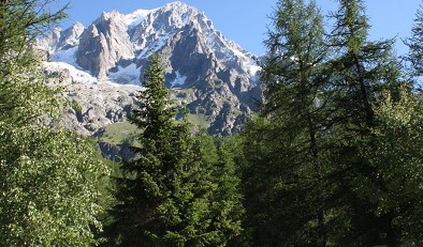 Campeggio in Valle d'Aosta