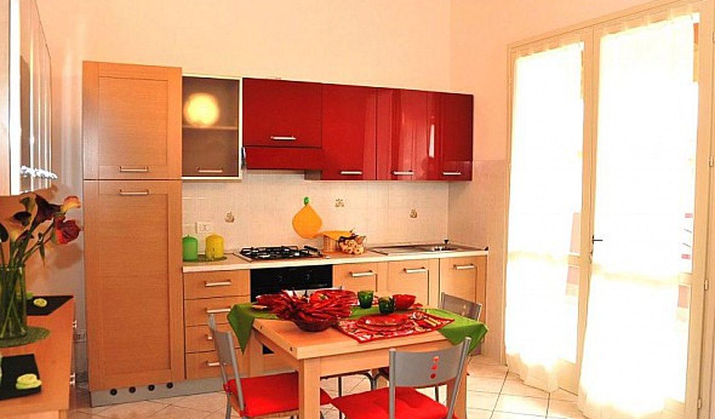Cucina dei Bungalow