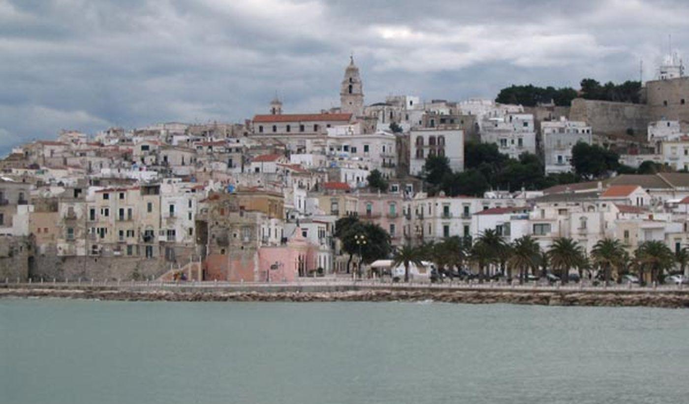 Marina Piccola, in Puglia