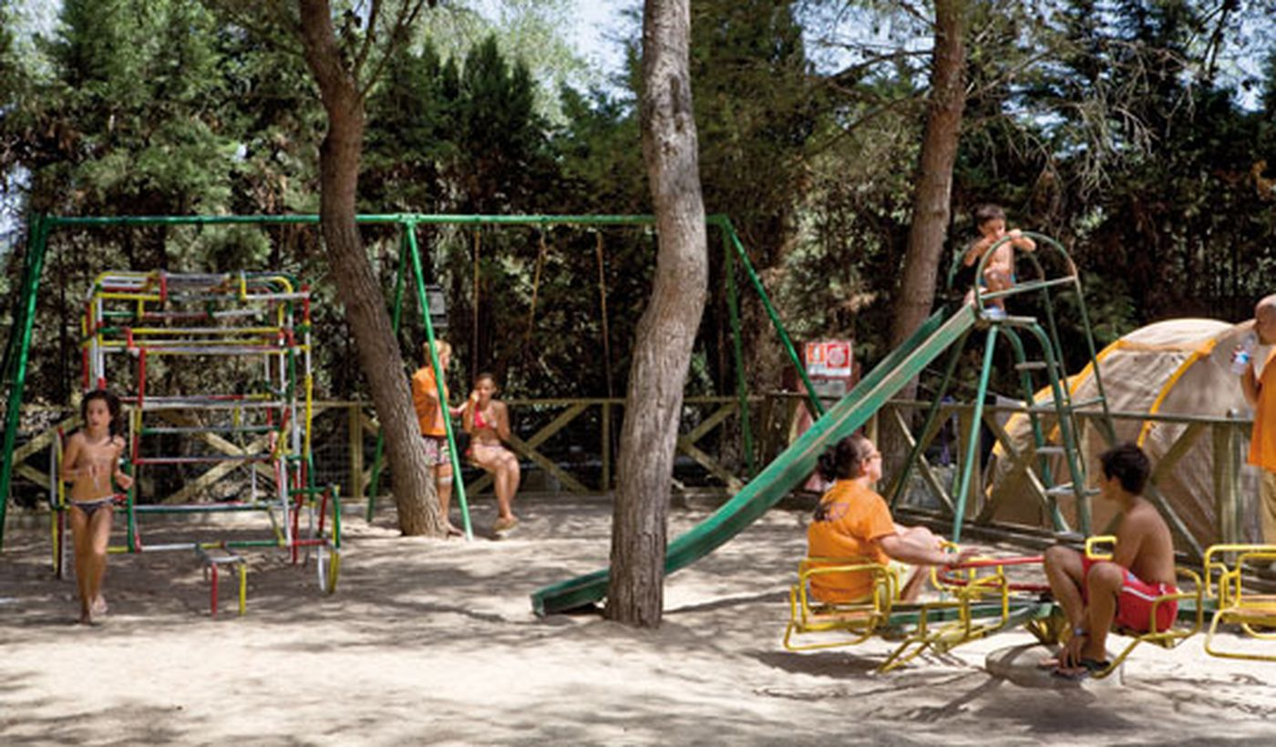Centro de vacaciones para familias con niños