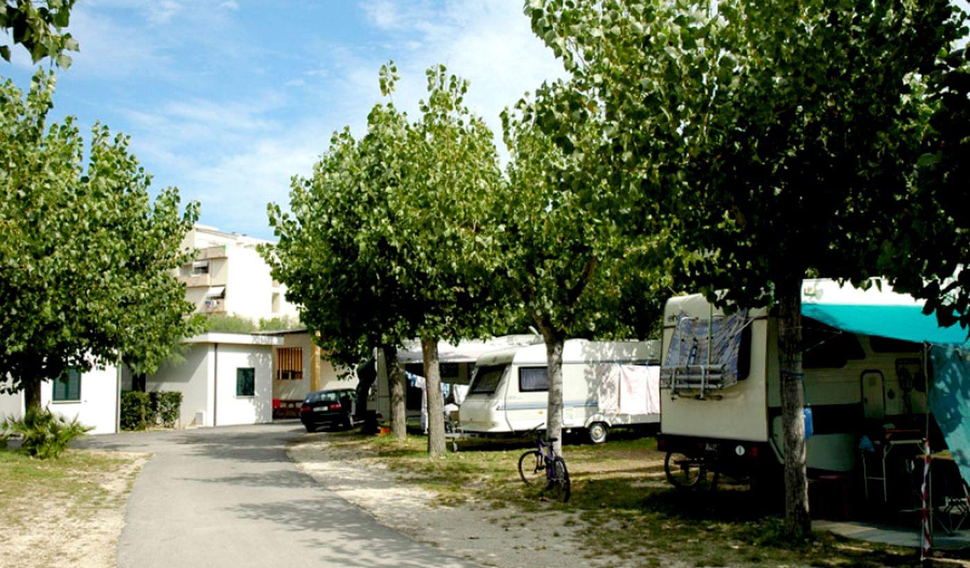 Camping in Porto Sant'Elpidio