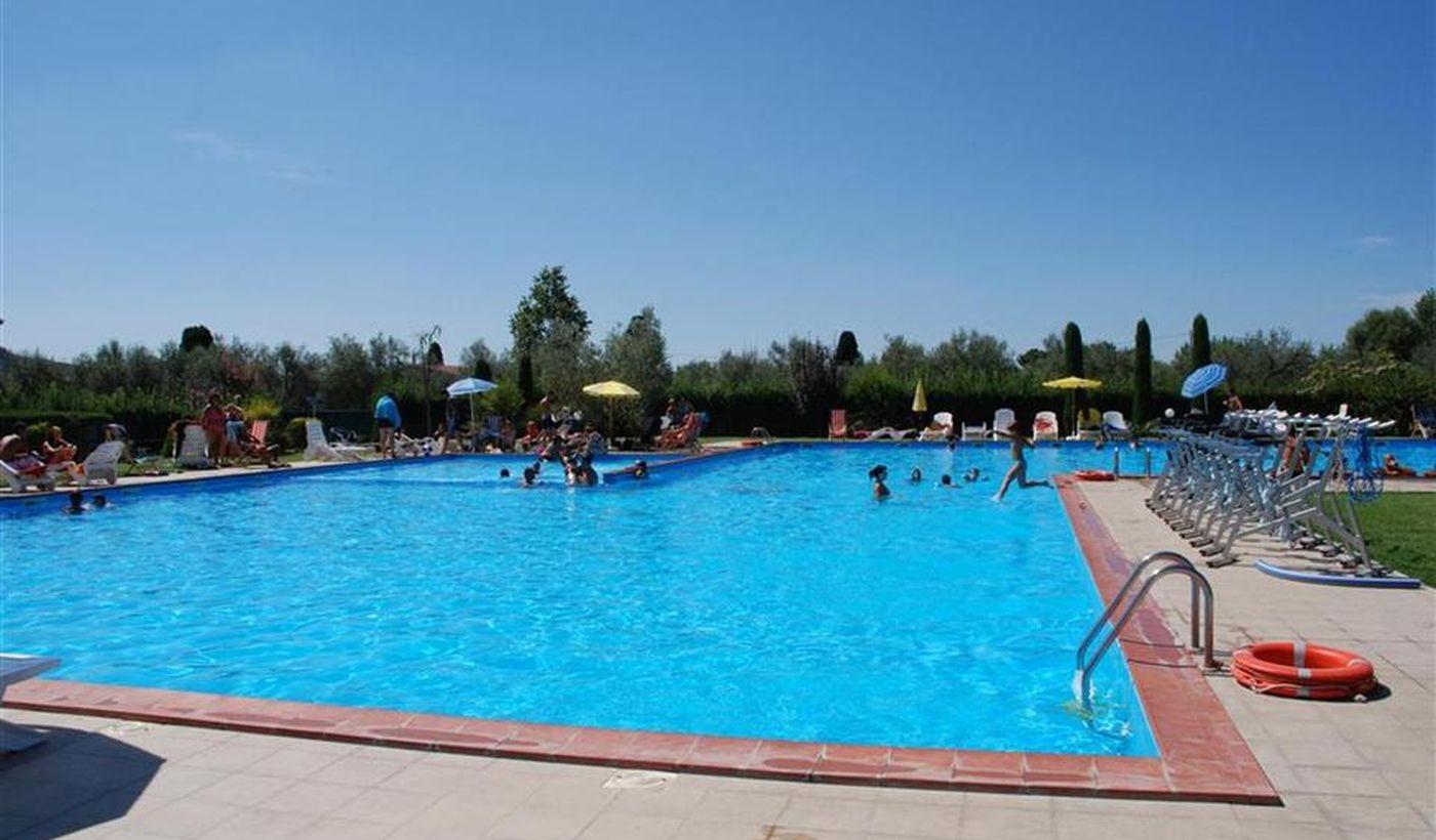 Camping Village con piscina nel Lazio