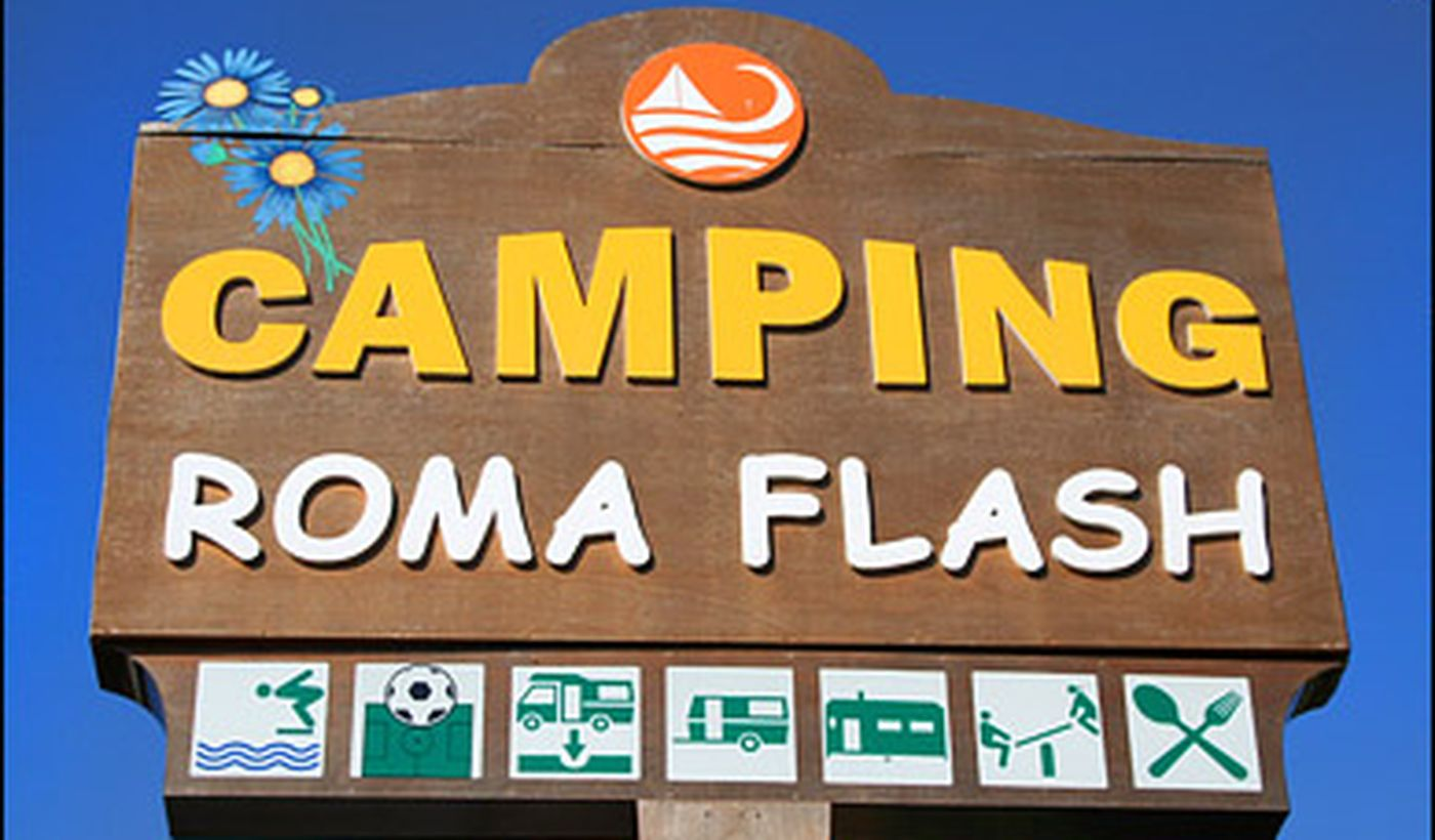 Camping Roma Flash