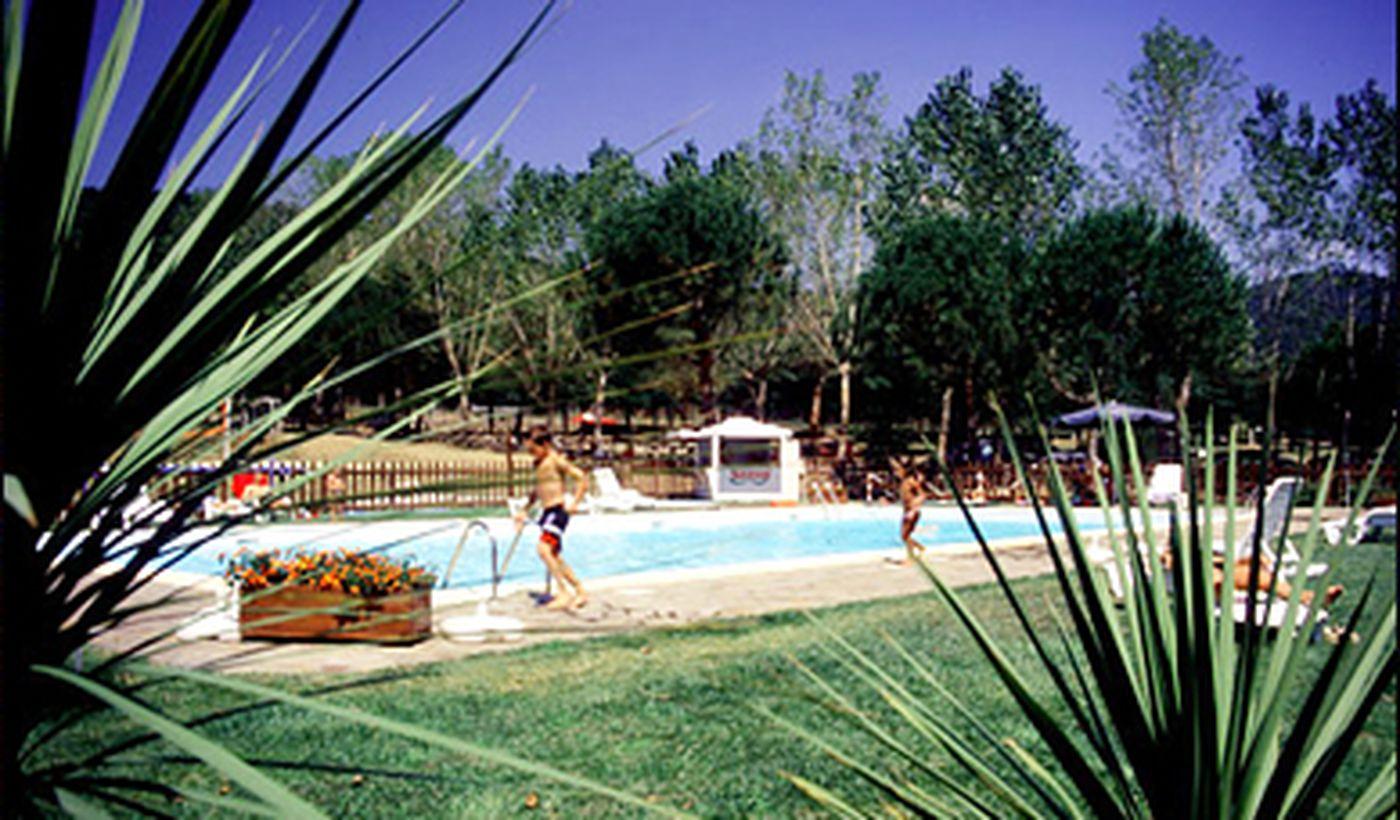 Camping mit Pool in Latium