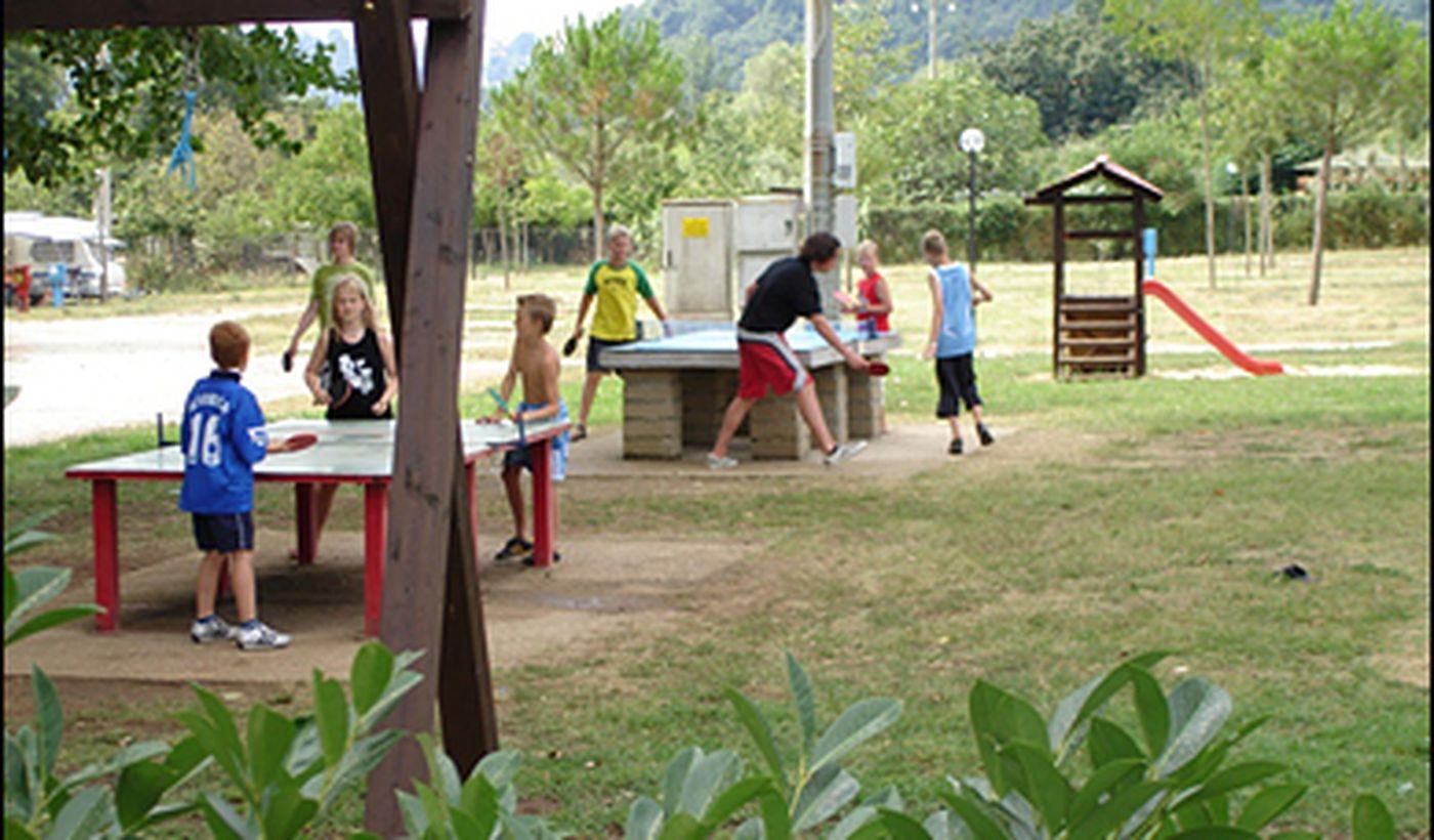 Camping für Familien mit Kindern