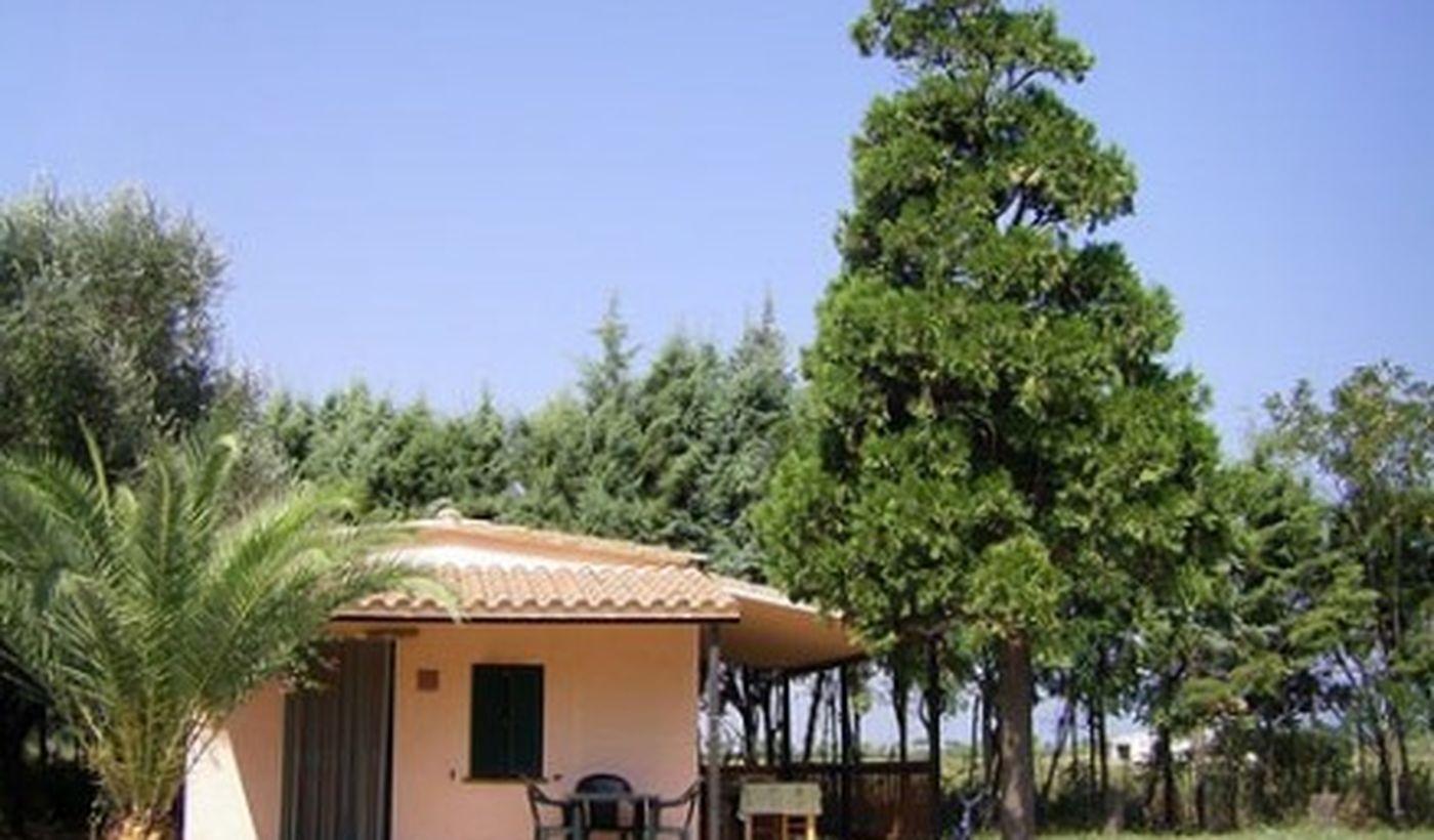 Villaggio Camping con Bungalow in Molise