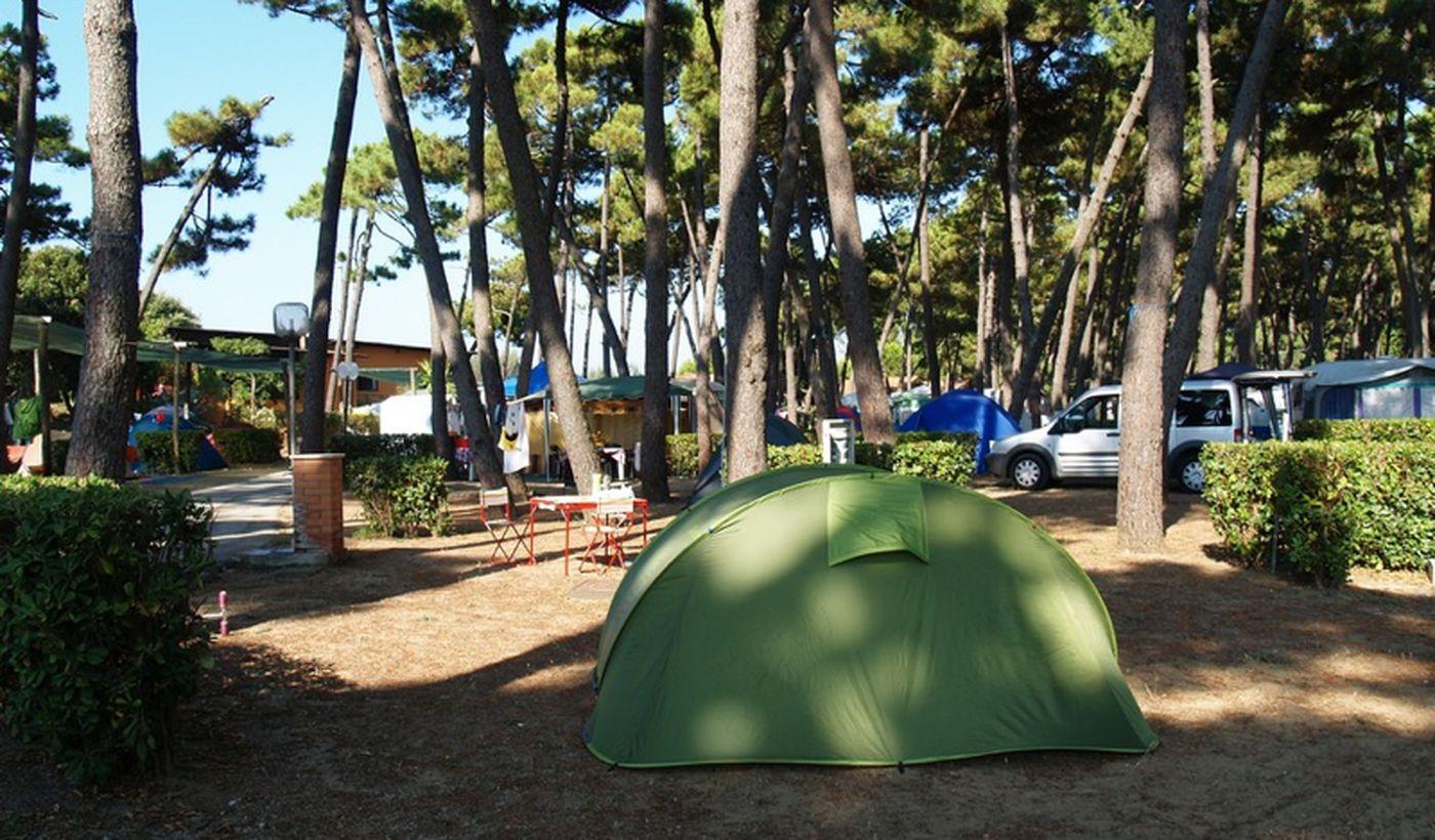 Camping Village Settebello, Lazio
