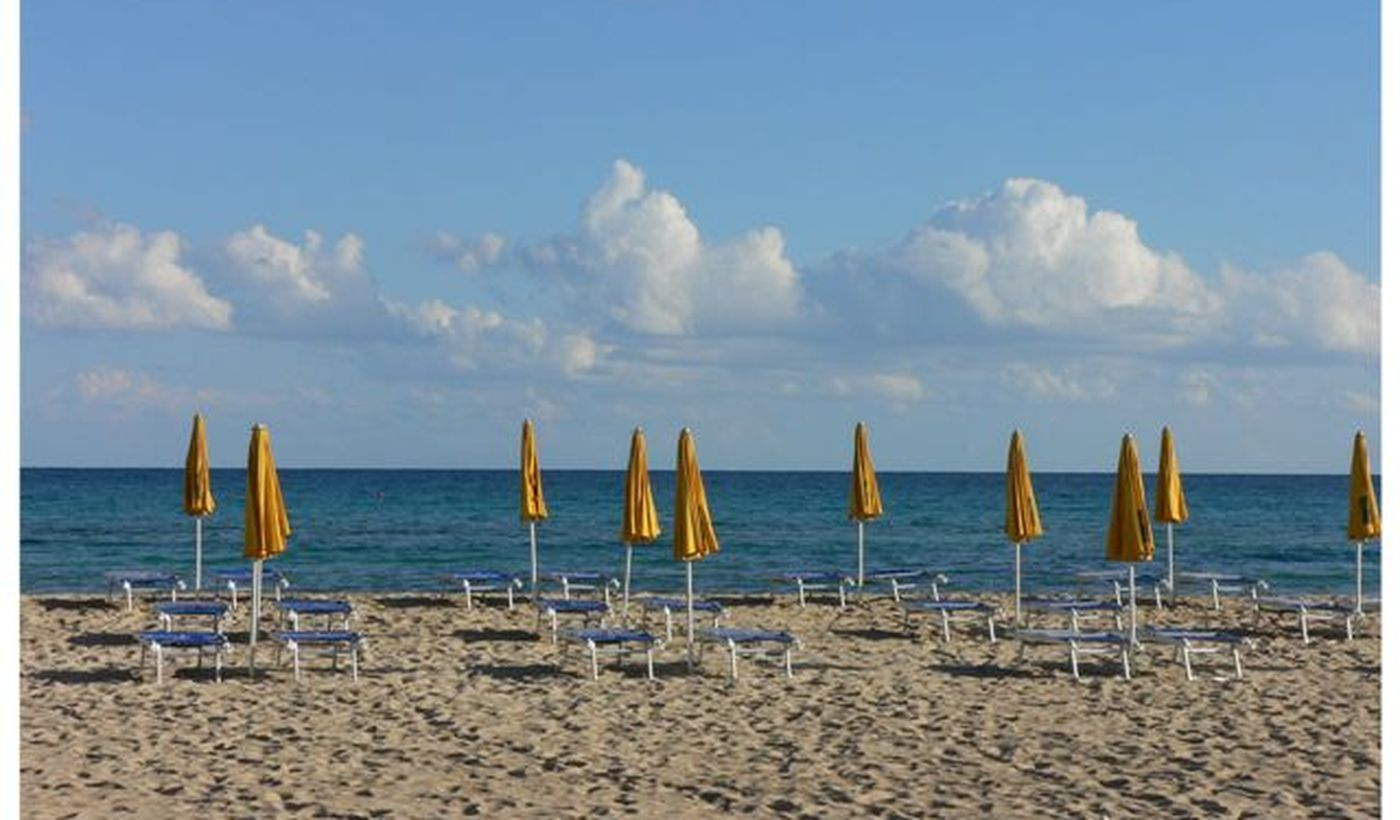 Plaża Campeggio dei Fiori