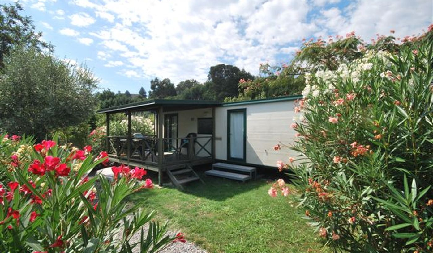 Camping mit Bungalows in Ligurien