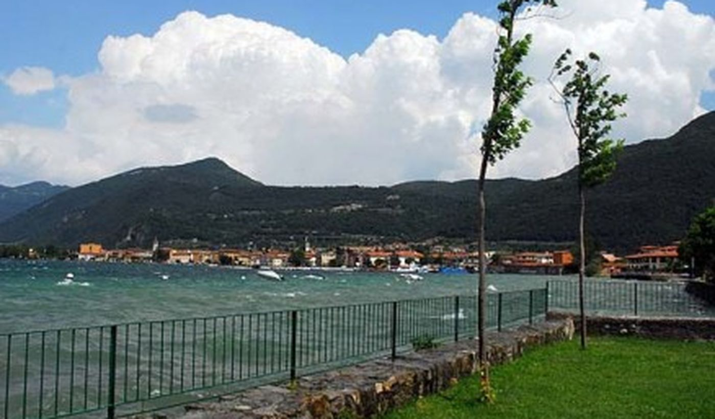 Lago d'Iseo, Lombardia