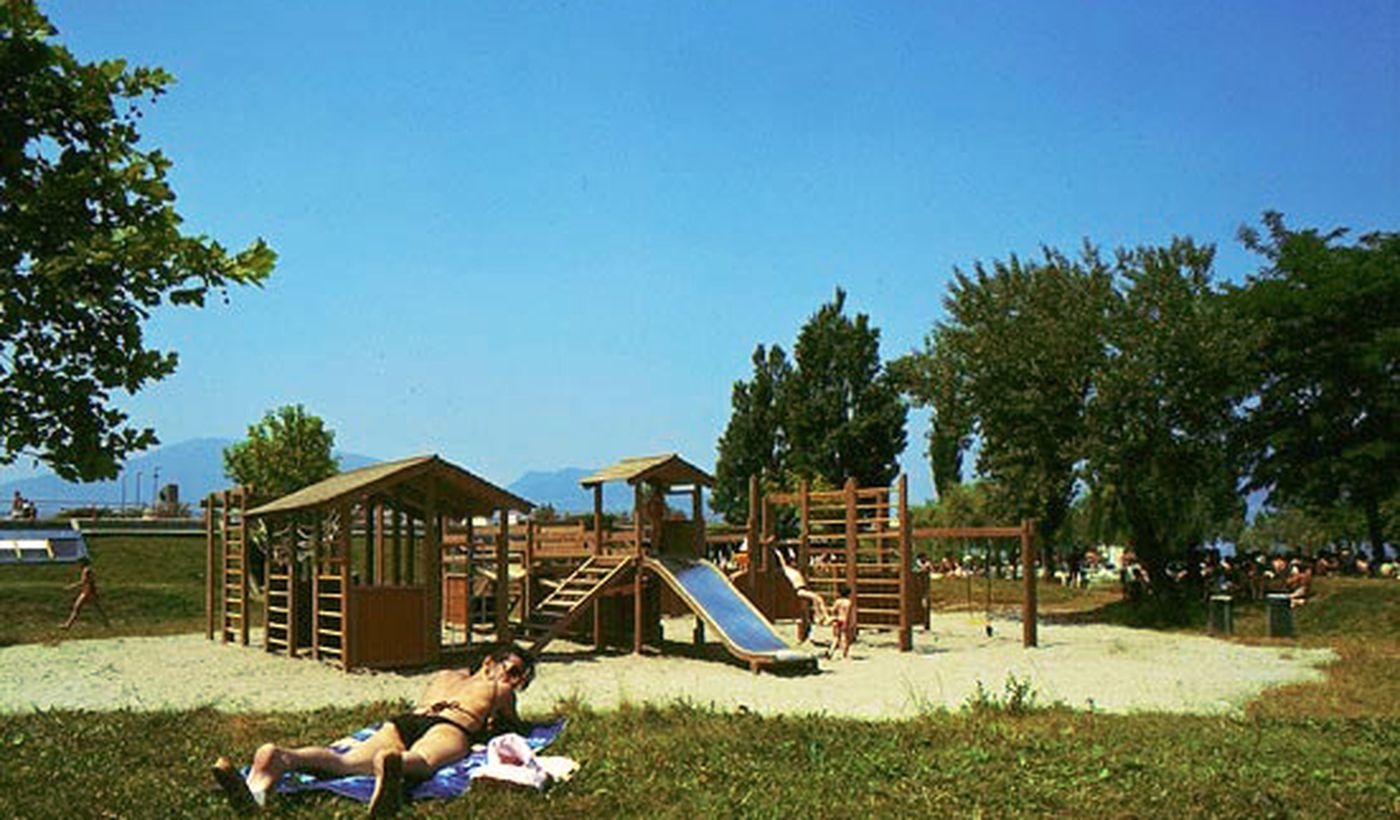 Campeggio per famiglie con bambini in Lombardia