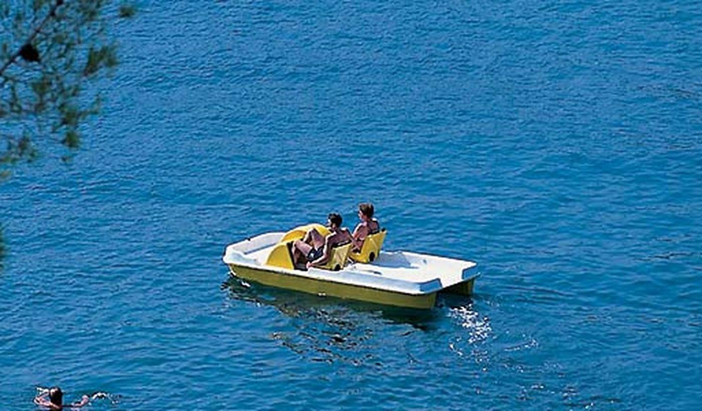 Attività ricreative sul mare