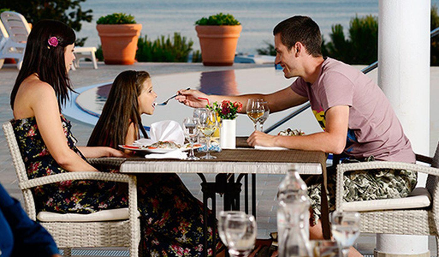 Camping con ristorante in Croazia