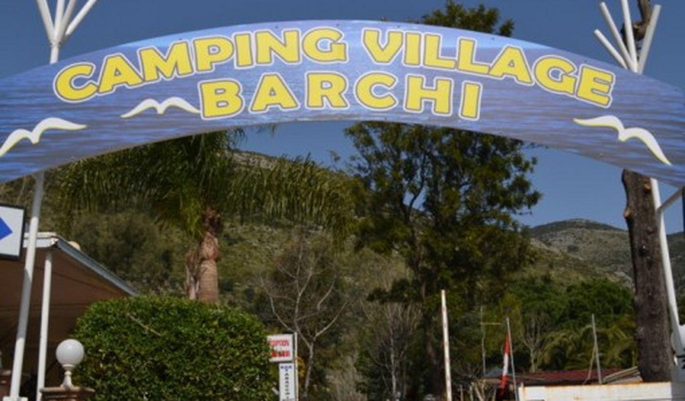 Camping Village Barchi, Terracina