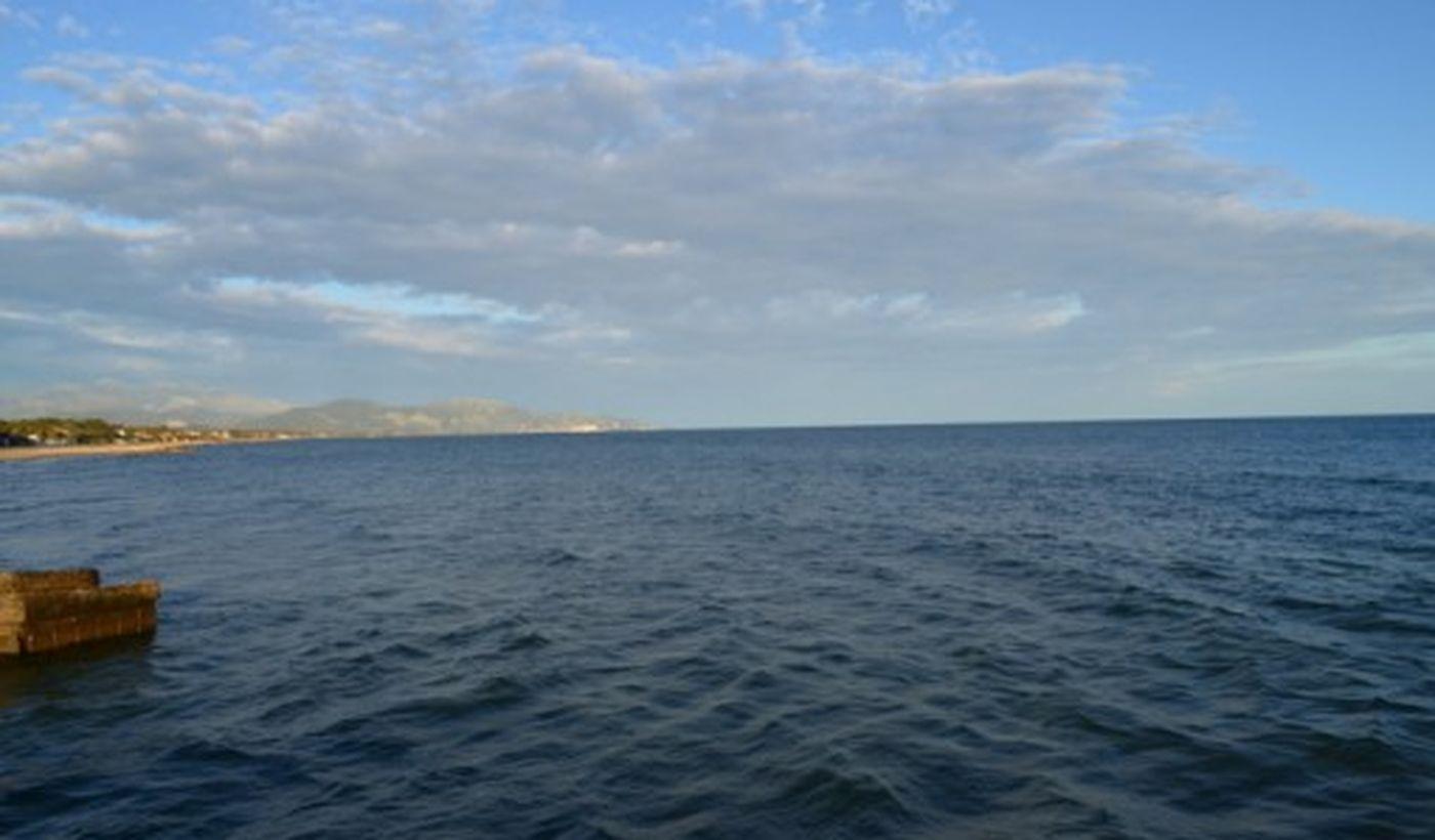 Il mare di Terracina