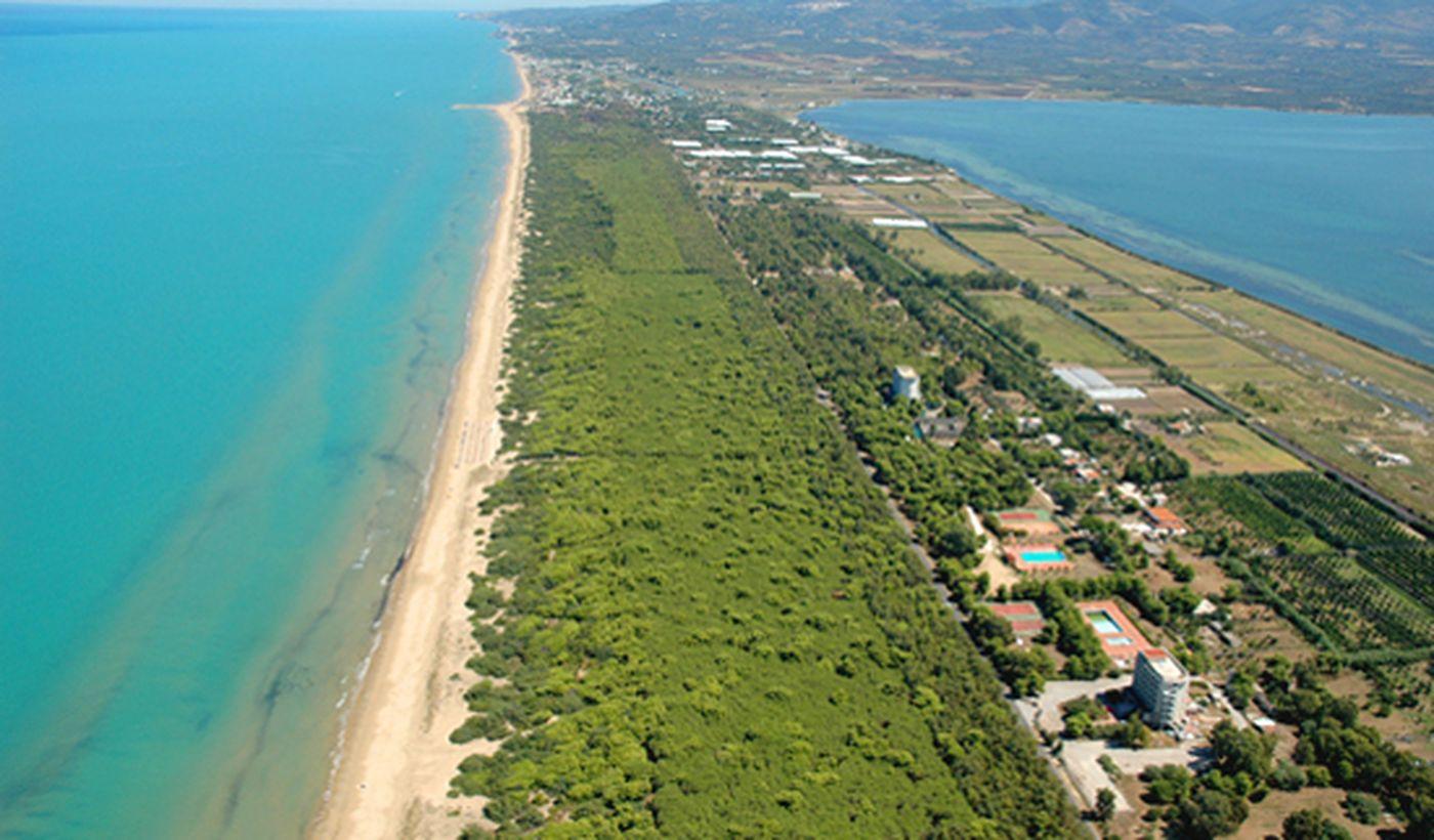 Campeggio in Puglia