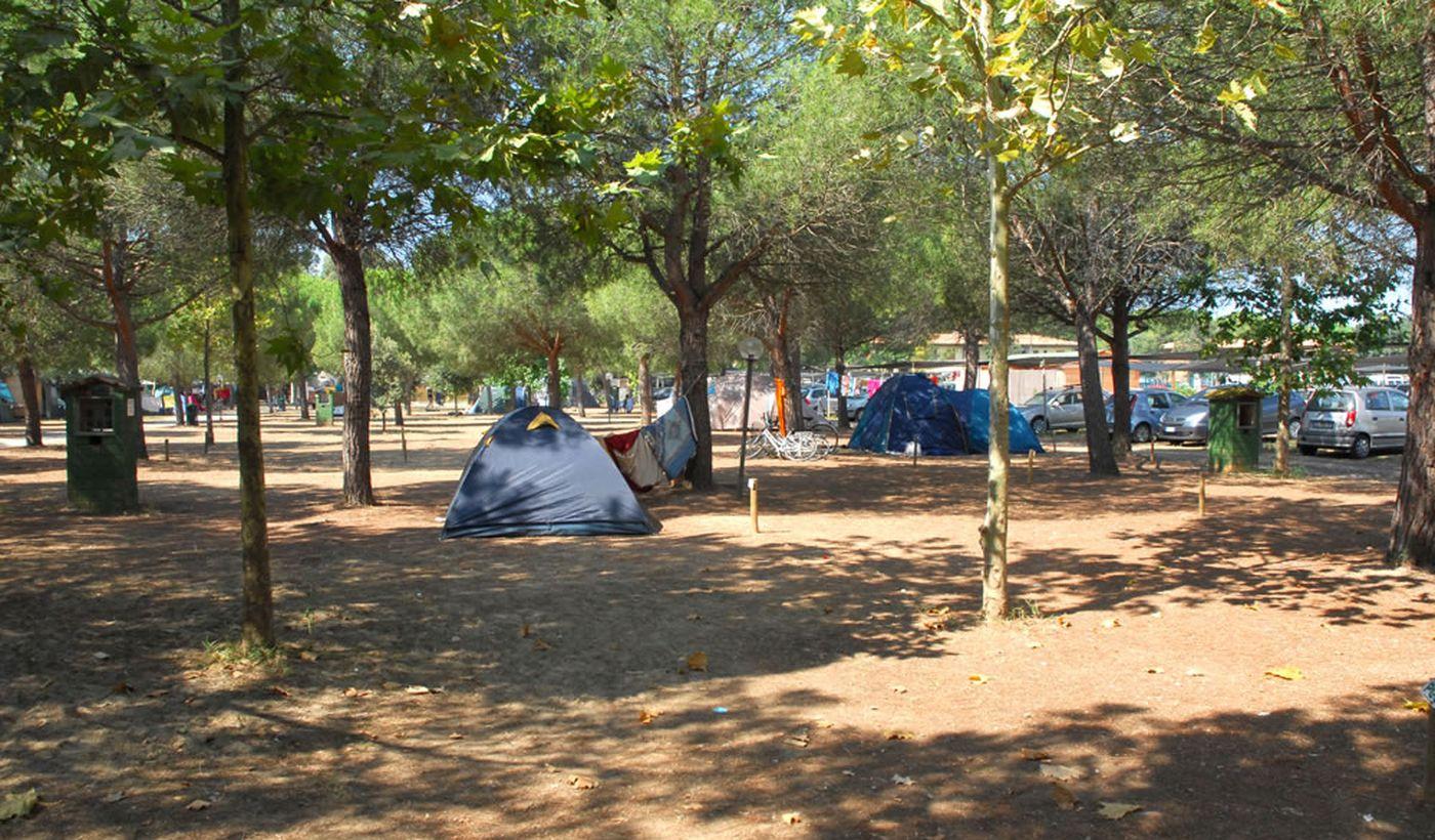 Camping a Follonica