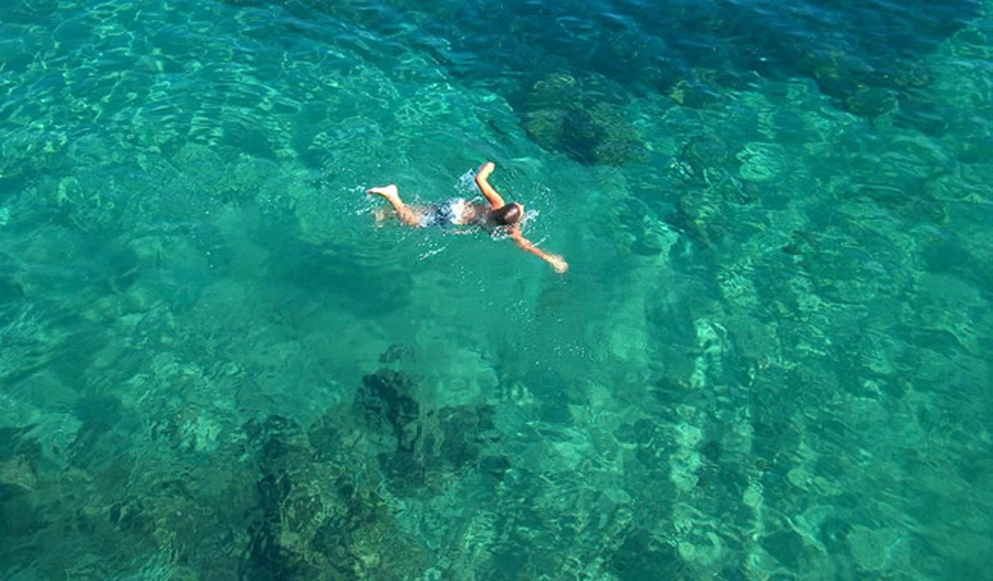 Das Meer in der Toskana