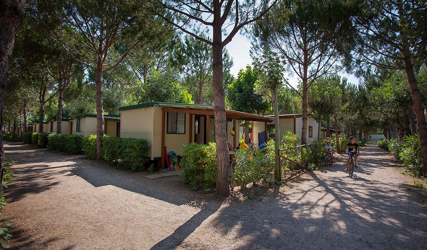 Villaggio turistico in Toscana