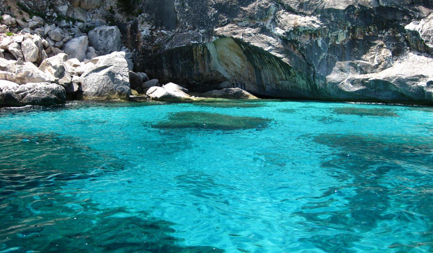 Il mare in Sardegna