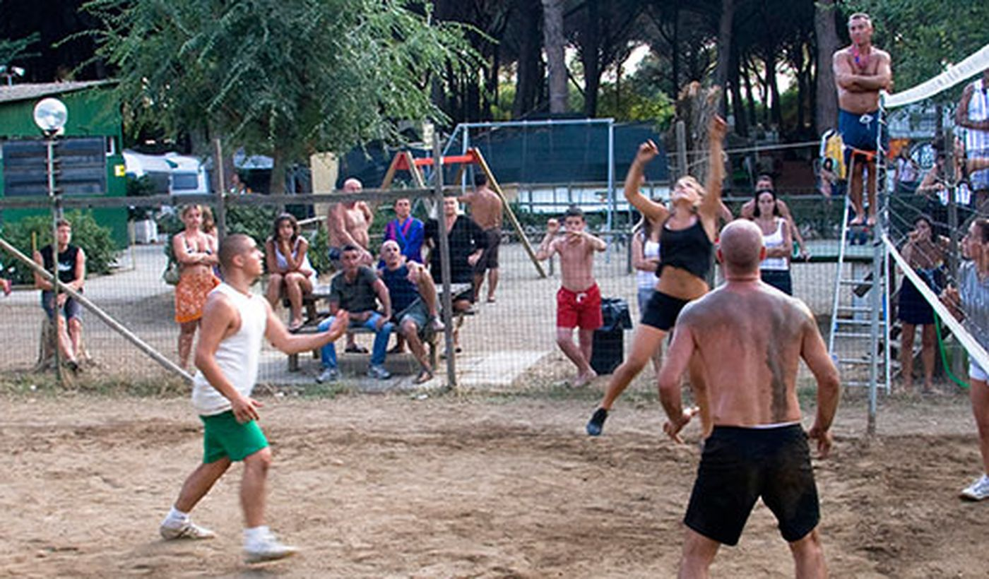 Sport nel campeggio