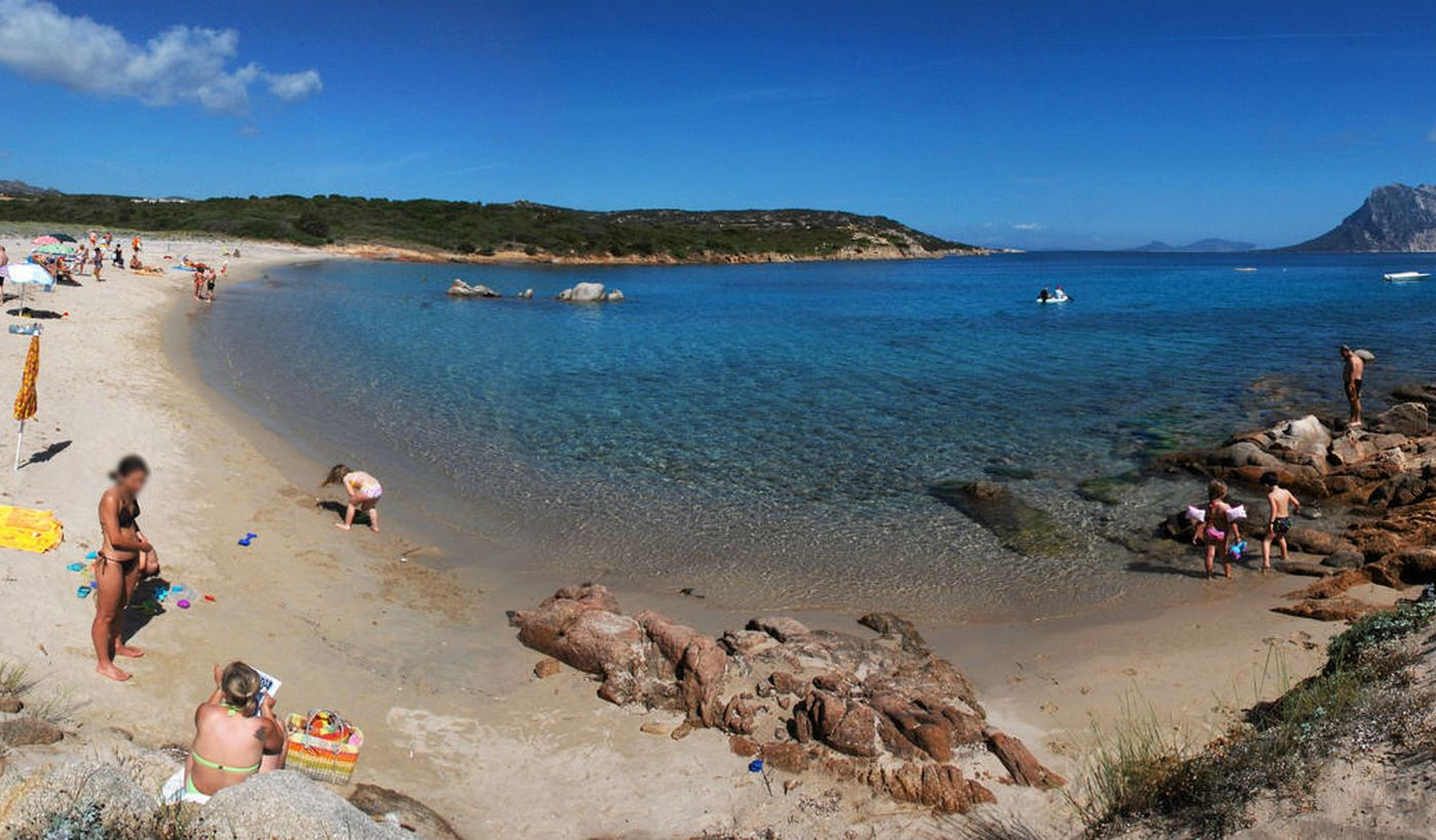 spiaggia Calacavallo