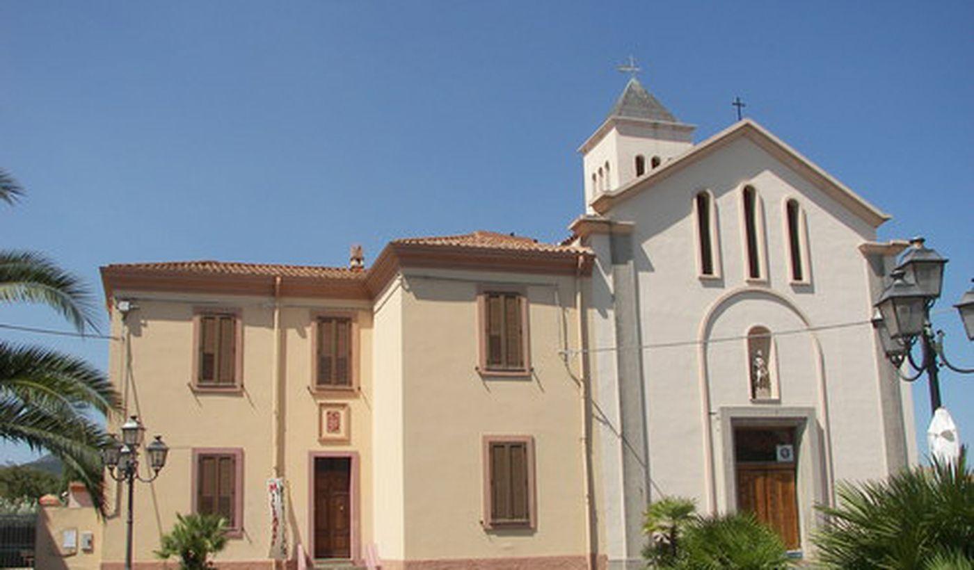 Chiesa patronale di San Teodoro