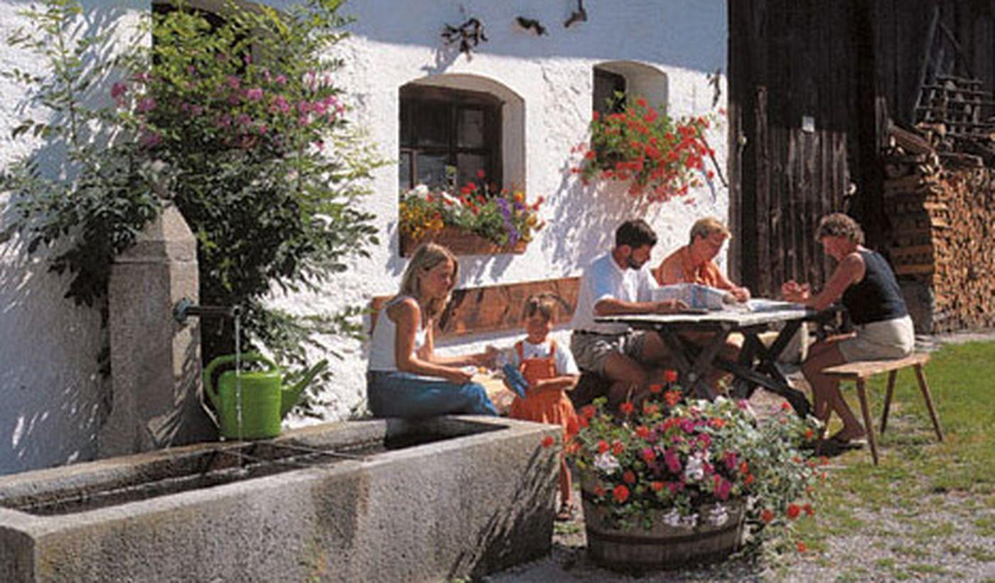 Campeggio per famiglie in Trentino
