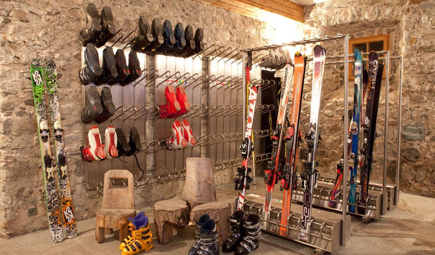 Locale per gli sci