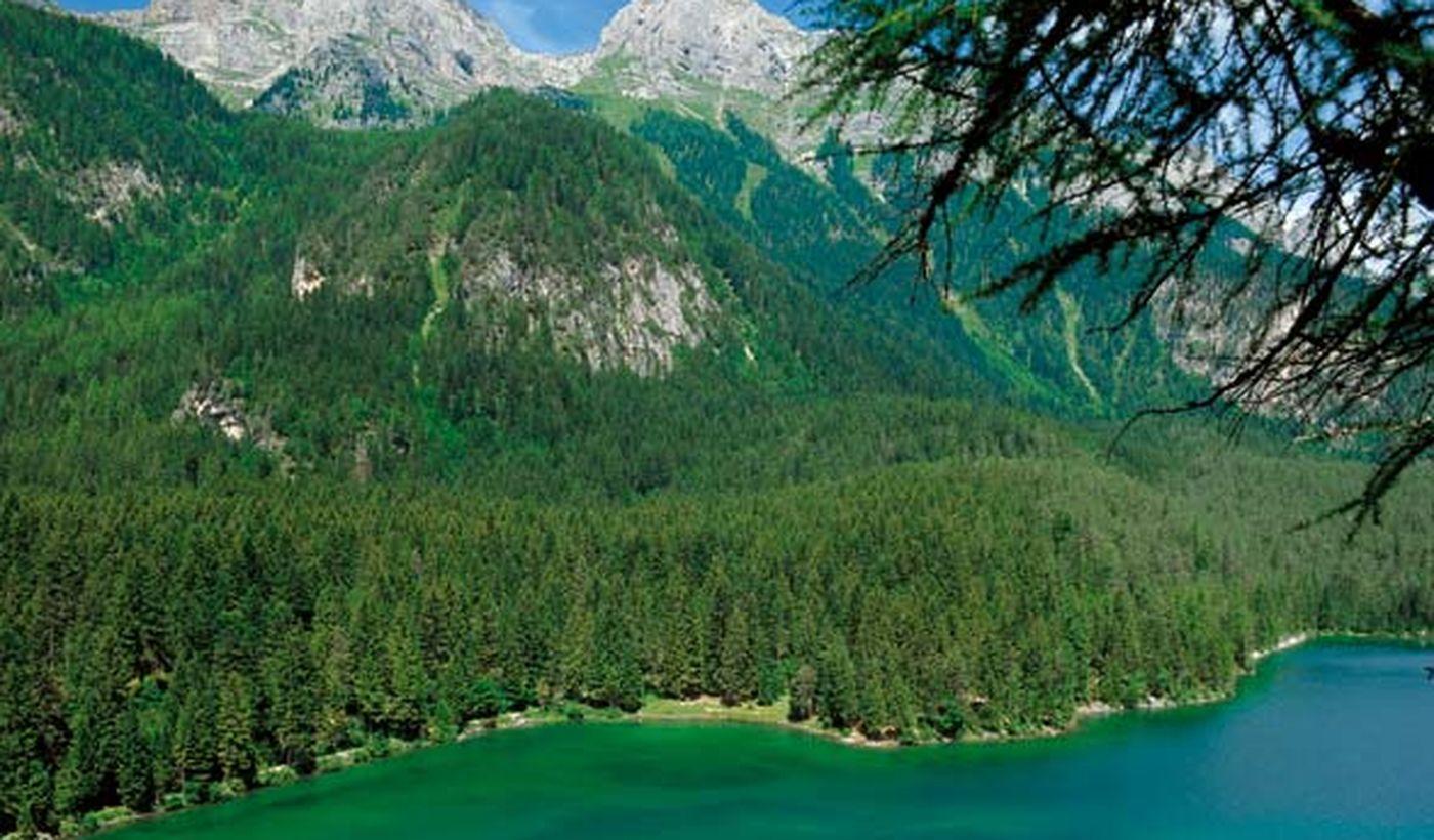 Camping in Val di Non, Dolomiten, Trentino