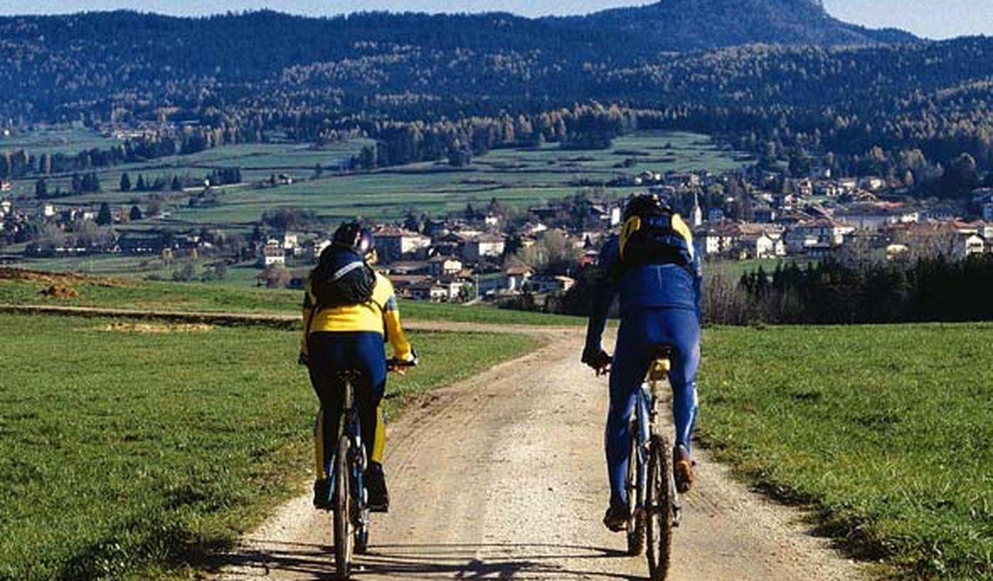 Radfahren in Val di Non