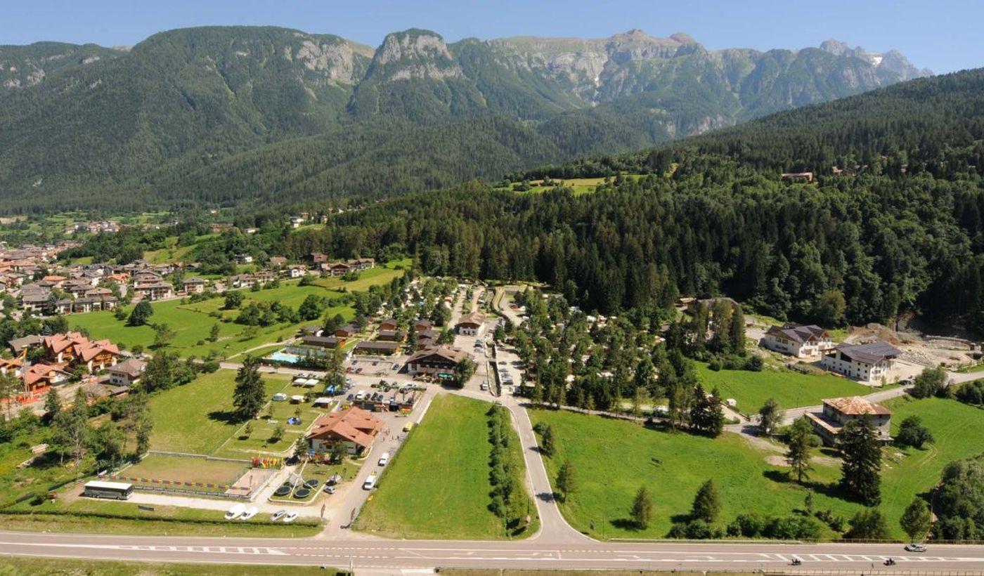 Dolomiti Camping Village, Trentino