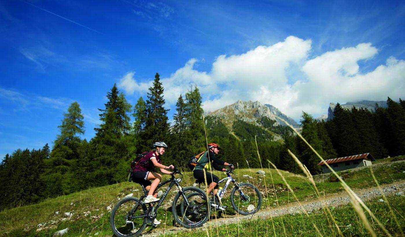 Escursioni in Mountain-bike