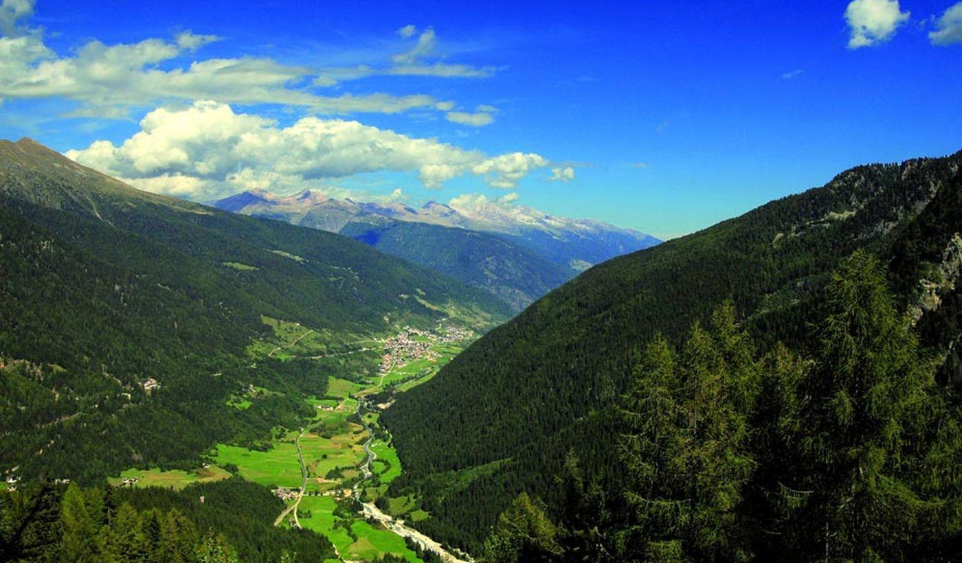 Val di Sole, in Trentino