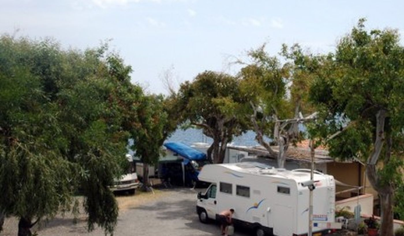 Camping in Sizilien