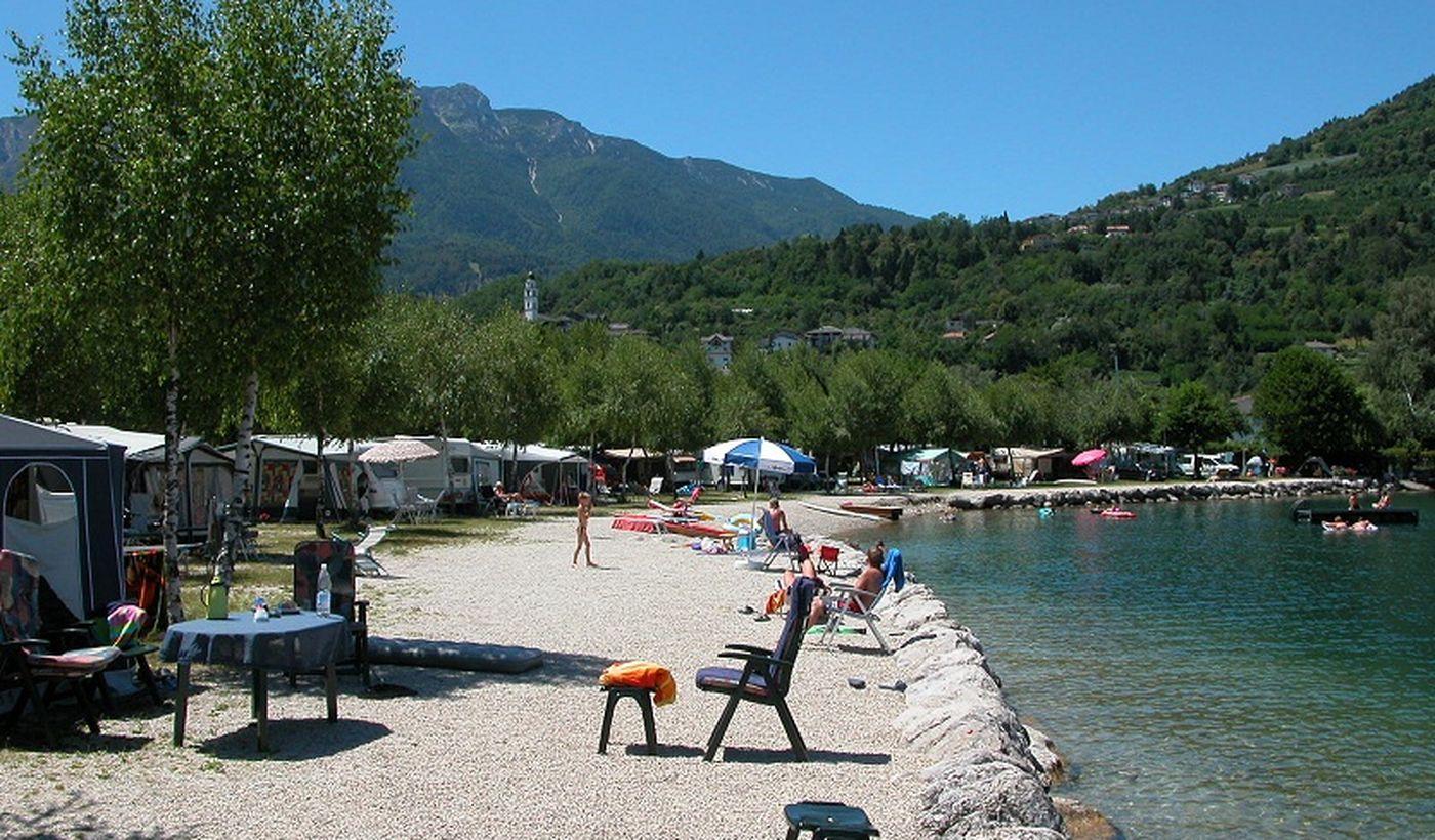 Campingplätze direkt am See