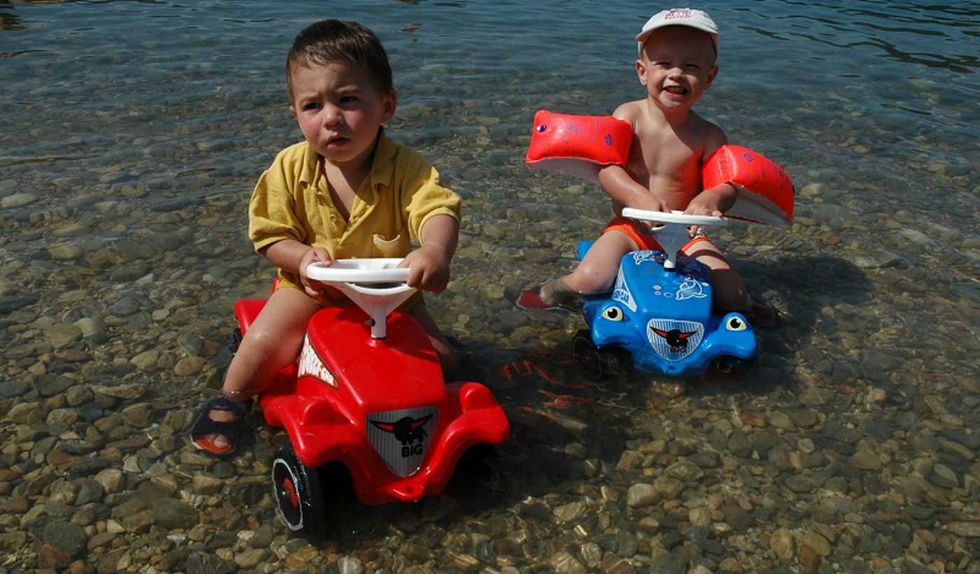 Camping für Familien in Trentino