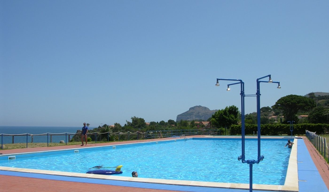 Camping mit Pool in Sizilien
