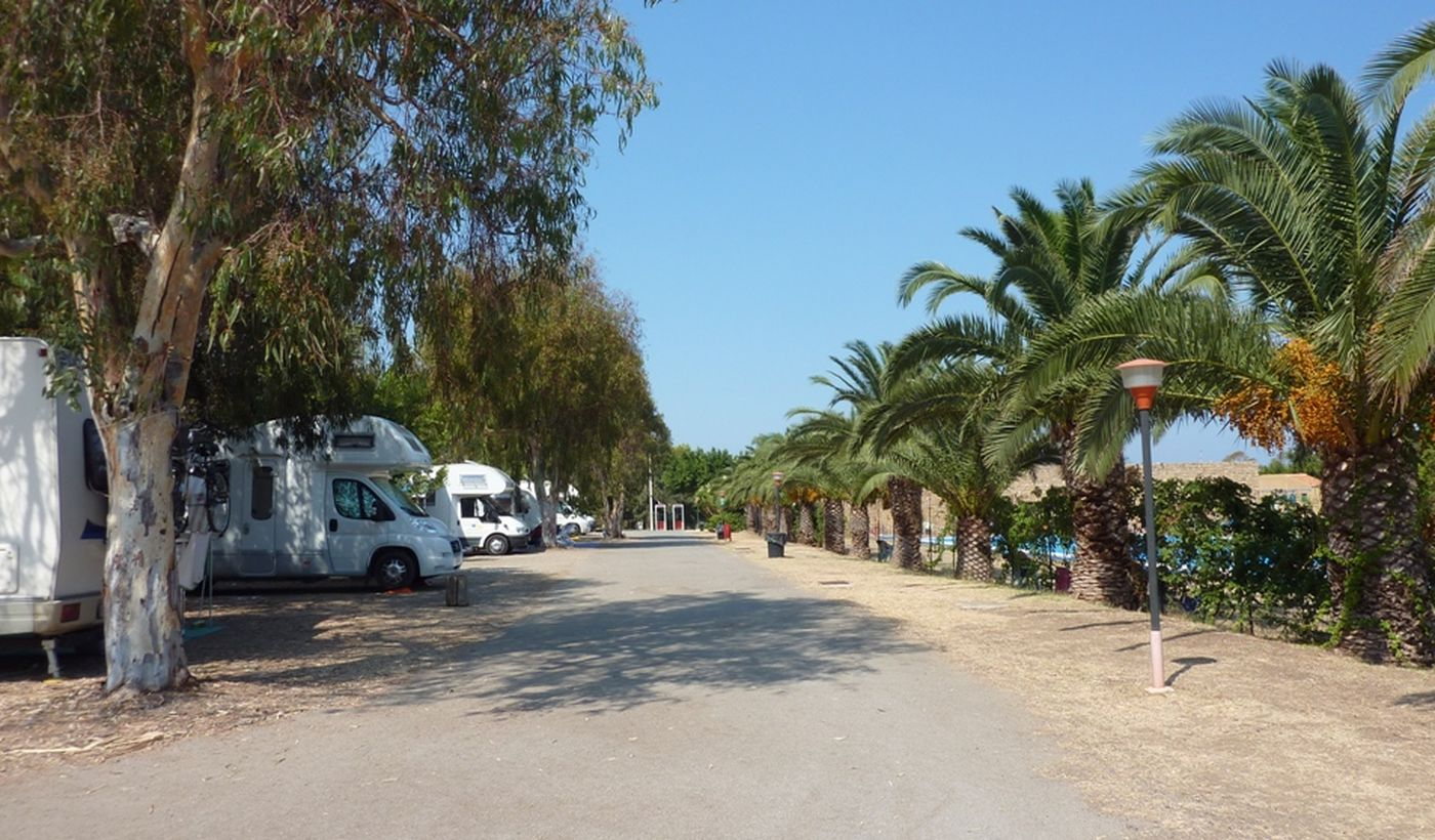 Camping in Cefalù