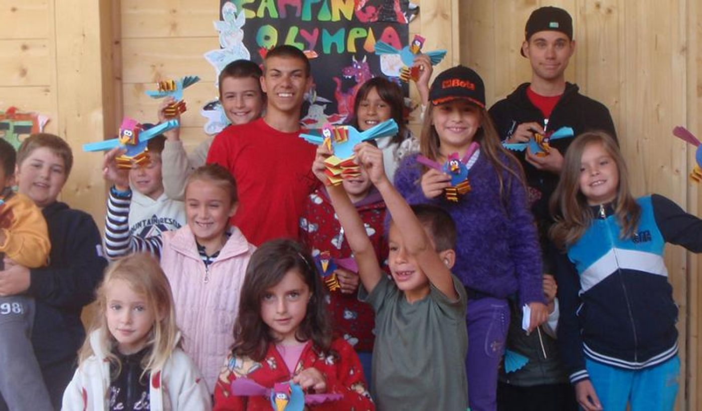 Camping mit Animation im Trentino
