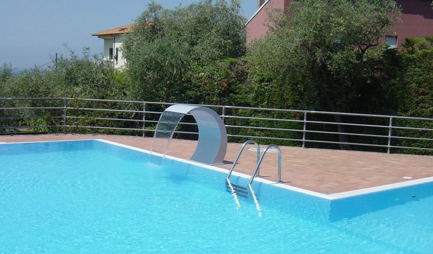 camping mit Schwimmbad in Ligurien