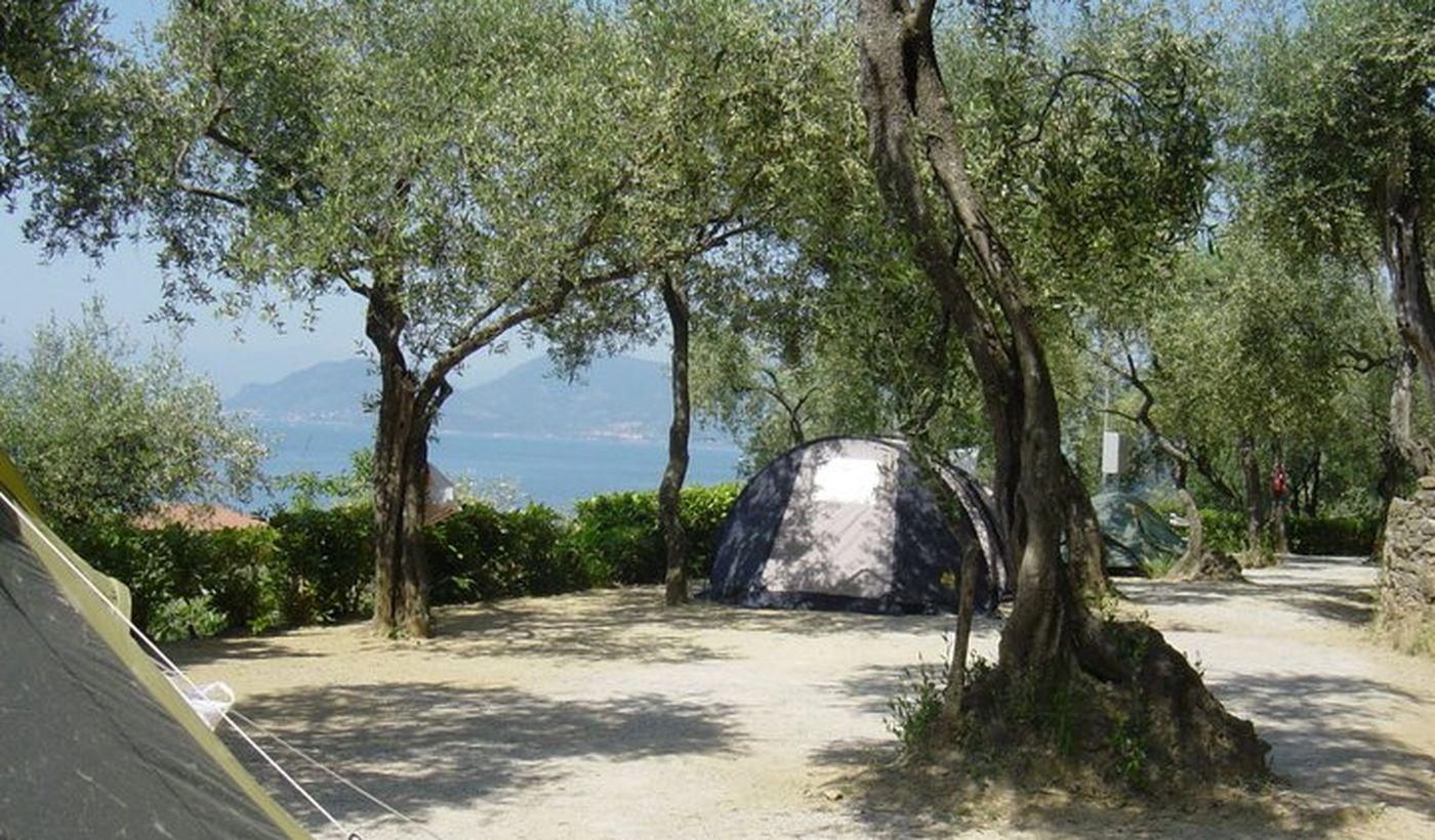 Campingplatz in Lerici