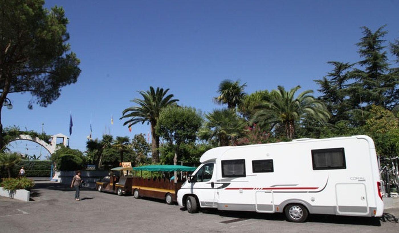 Camping Village in Praia a Mare