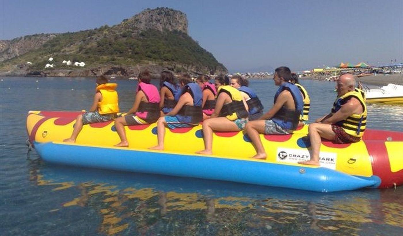 Aktivitäten auf dem Meer
