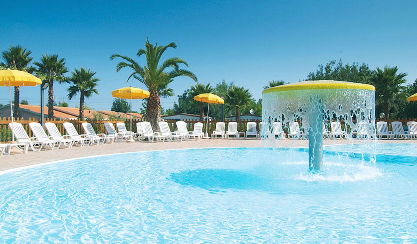Camping con piscina in Abruzzo