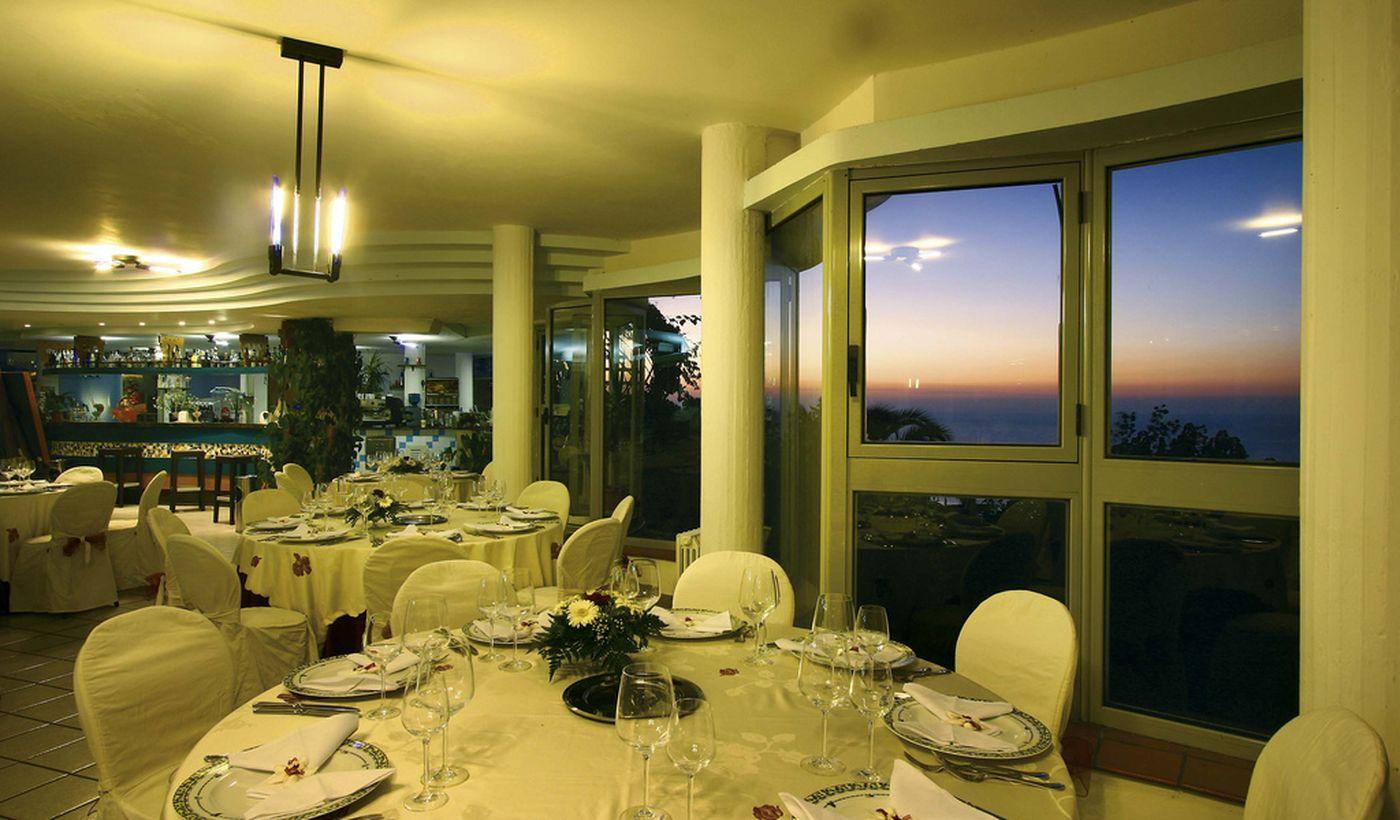 Village Hotel mit Restaurant, Kalabrien