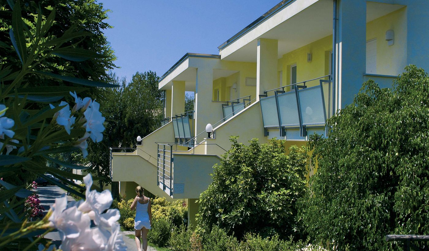 Apartment des Feriendorf in Kalabrien